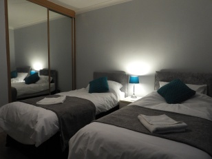 Pocklington Self Catering Twin Room
